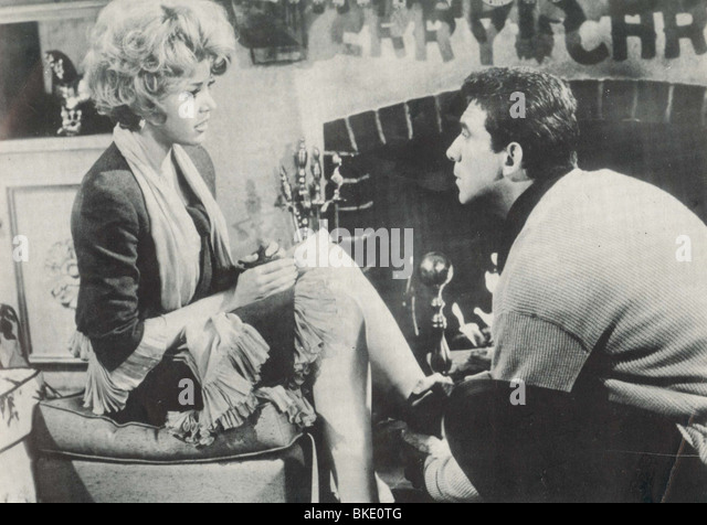 PERIOD OF ADJUSTMENT (1962) JANE FONDA, TONY FRANCIOSA POFA 008FOH - Stock Image