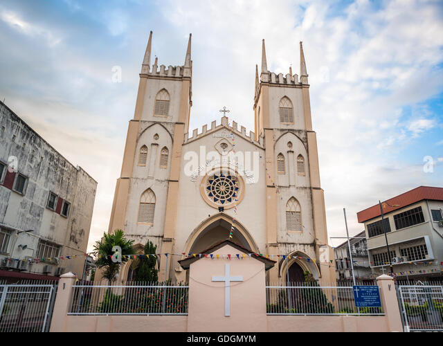 malacca town and st francis xavier Duarte coelho in 1521, it was formerly called the chapel of madre de  the  body of st francis xavier, a missionary who came to melaka in.