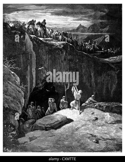 Saul David shows, - Stock Image