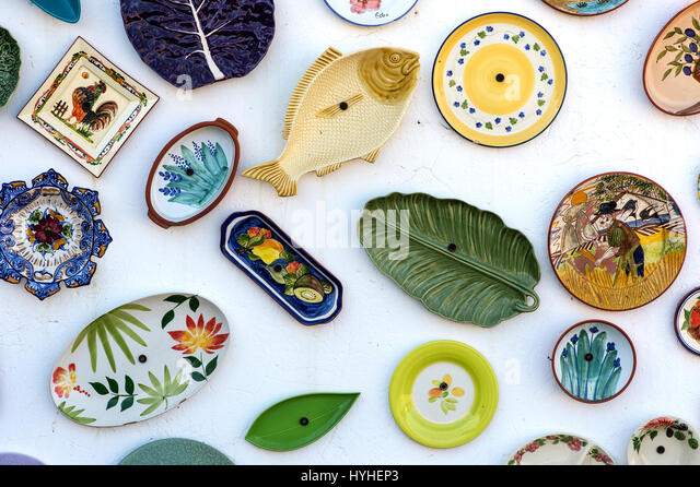 Argila Artesanato Onde Comprar ~ Algarve Handicraft Stock Photos& Algarve Handicraft Stock Images Alamy
