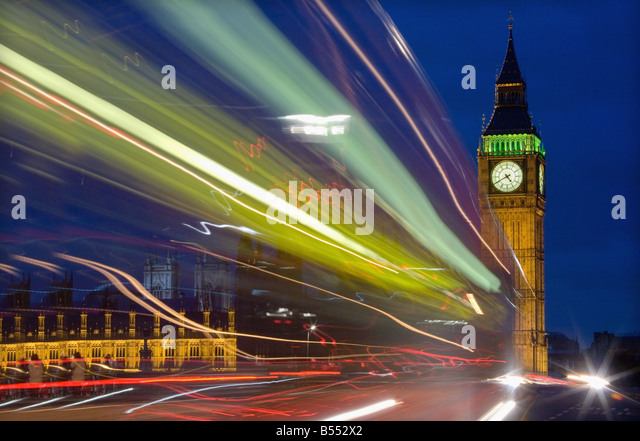 Westminster, London, England. - Stock Image