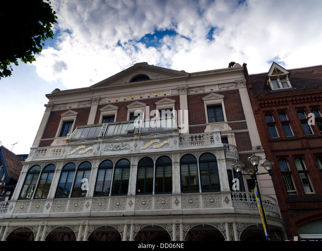 New Theatre Royal, Portsmouth, Hampshire - Stock Image