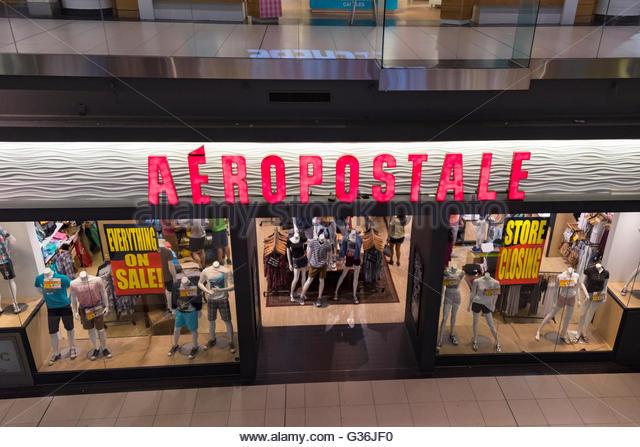 Aeropostale clothing store website