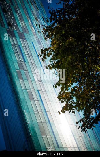 Beetham Tower, Birmingham, West Midlands, England, UK - Stock Image