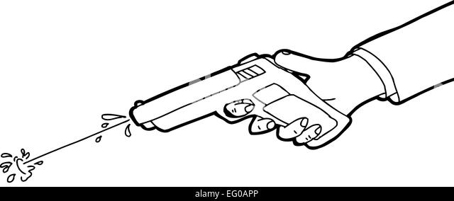 hand drawn outline cartoon holding stock photos  u0026 hand