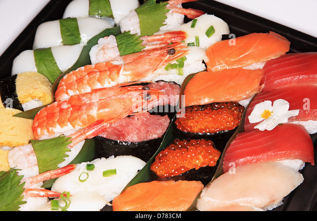 sushi bento box stock photos sushi bento box stock. Black Bedroom Furniture Sets. Home Design Ideas