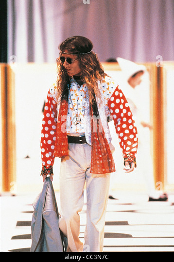 20th CenturyColl.Moschino Fashion Spring-Summer 1988 - Stock Image