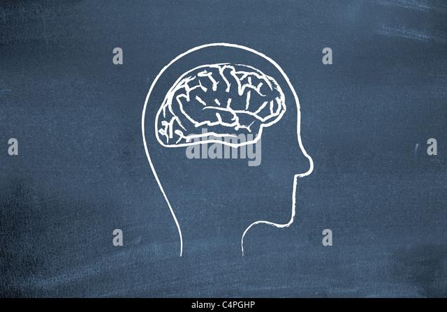 Thinking - Stock Image