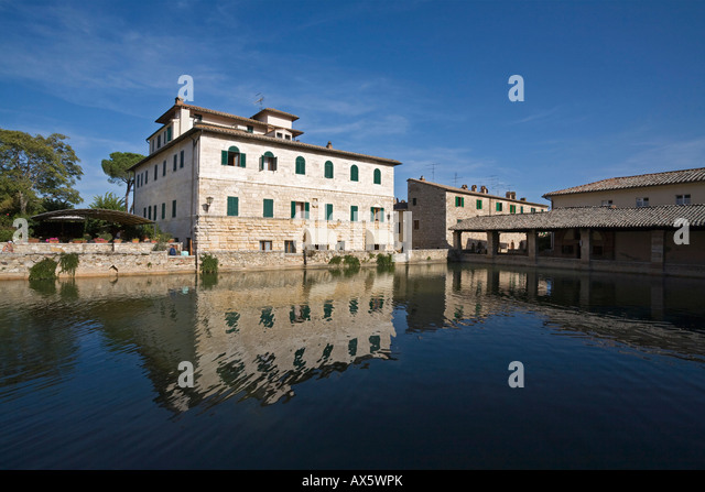 Hotel therme stock photos hotel therme stock images alamy - Hotel a bagno vignoni italia ...