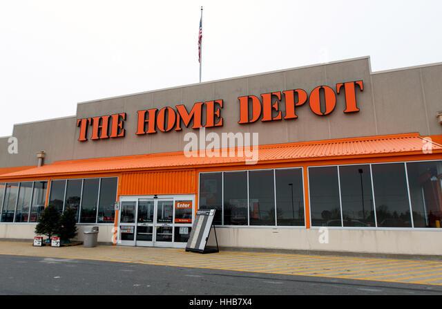 Home Depot Jericho