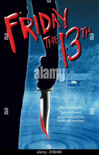 Friday The 13th Film Stock Photos & Friday The 13th Film ...