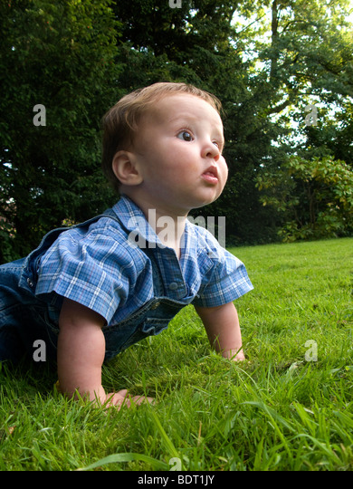 Baby Fascinated Stock Photos Amp Baby Fascinated Stock