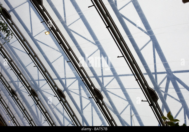 Modern architecture detail - Stock Image