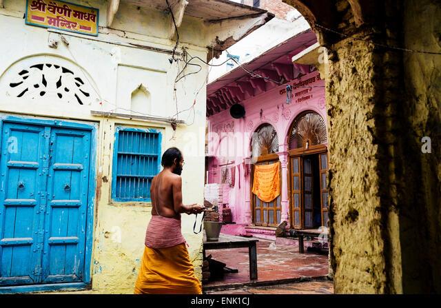 Mathura, Uttar Pradesh, India, Asia - Stock Image