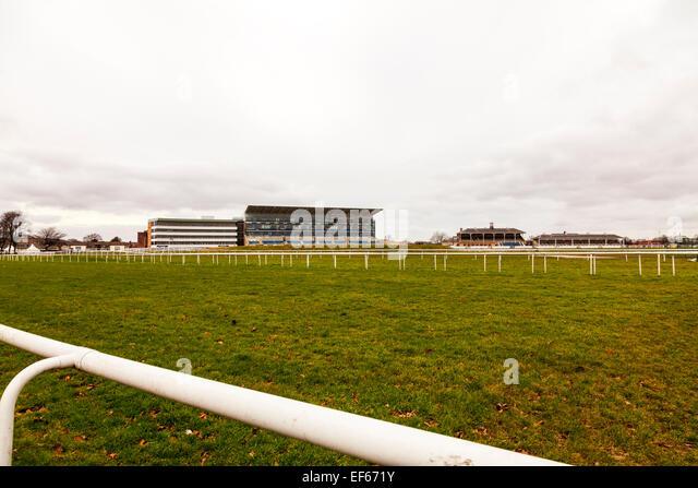 Doncaster Racecourse Car Park A