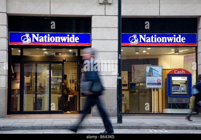 Nationwide Building Society St Johns Road