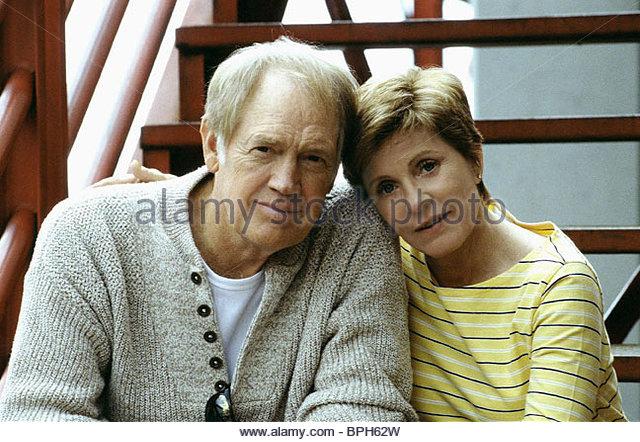 RONNY COX & PATTY DUKE LOVE LESSONS/A TIME TO DECIDE (2000) - Stock Image