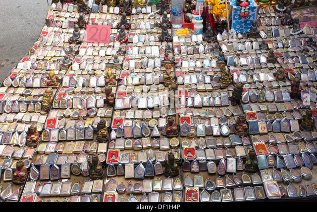 Thai Amulets Stock Photos & Thai Amulets Stock Images - Alamy