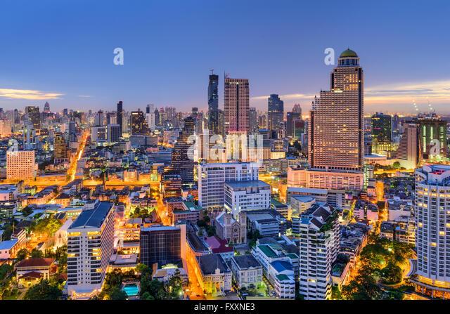 Top 10 Hotels near Bangkok BTS & MRT - BTS Skytrain Hotels