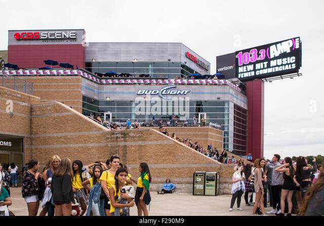 One Direction Tour  Usa Texas