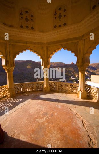 Amber Fort, Jaipur, Rajasthan, India, Asia - Stock-Bilder
