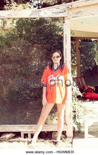 Cool California Teenager - Stock-Bilder