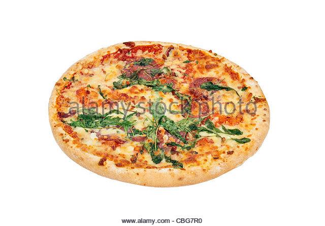 Pizza - Stock Image