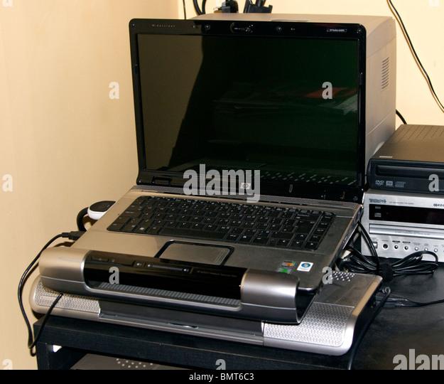 Hp Laptop Stock Photos & Hp Laptop Stock Images - Alamy