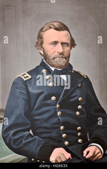 A Nation Weeps: The Death of Ulysses S. Grant