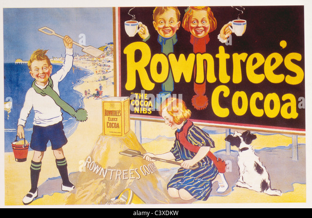 Rowntree S Cocoa Drink
