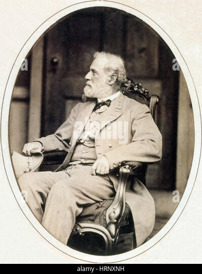 a biography of robert edward lee the general of the confederate army Biography of general robert e lee virginia, robert edward lee seemed instead, he accepted a general's commission in the newly formed confederate army.