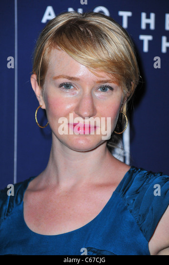 Halley Feiffer at arrivals for ANOTHER EARTH Screening, Landmark's Sunshine Theatres, New York, NY July 20, - Stock Image