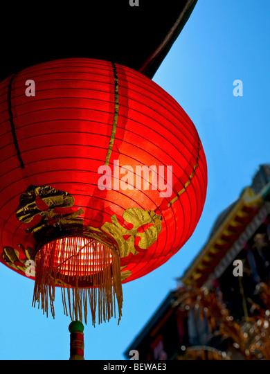 Chinatown, San Francisco, USA - Stock Image