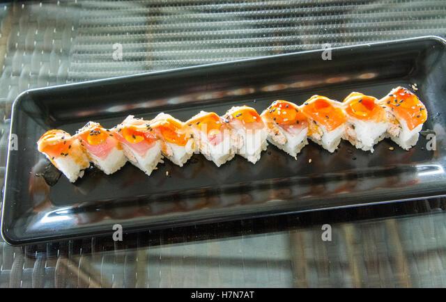 sushi beautiful fish food - photo #32