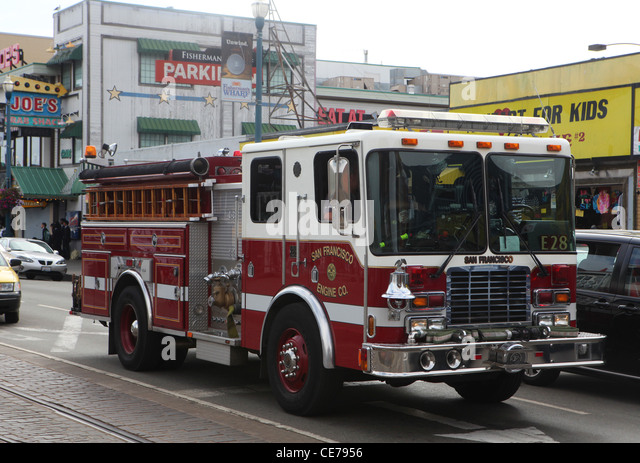 San Francisco Car Accident Fire Hydrant