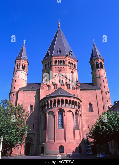 mainz cathedral stock photos mainz cathedral stock images alamy. Black Bedroom Furniture Sets. Home Design Ideas