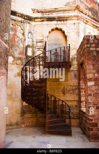 Stairs Jodhpur Rajasthan India - Stock-Bilder