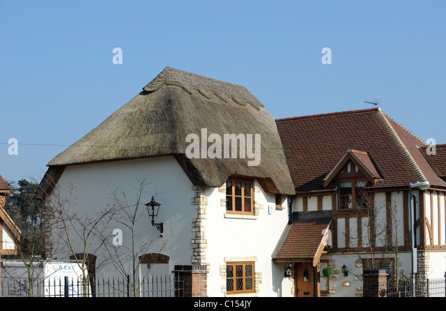Thatched Roof Uk Stock Photos Thatched Roof Uk Stock