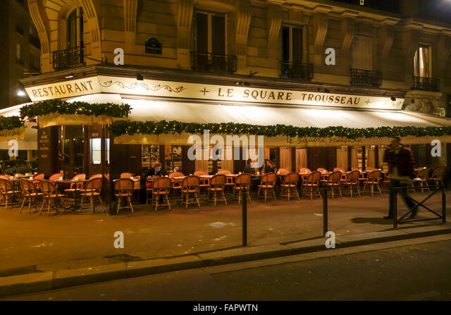 Cafe Rue Trousseau