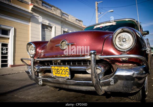 Cienfuegos, Cuba, West Indies, Central America - Stock Image