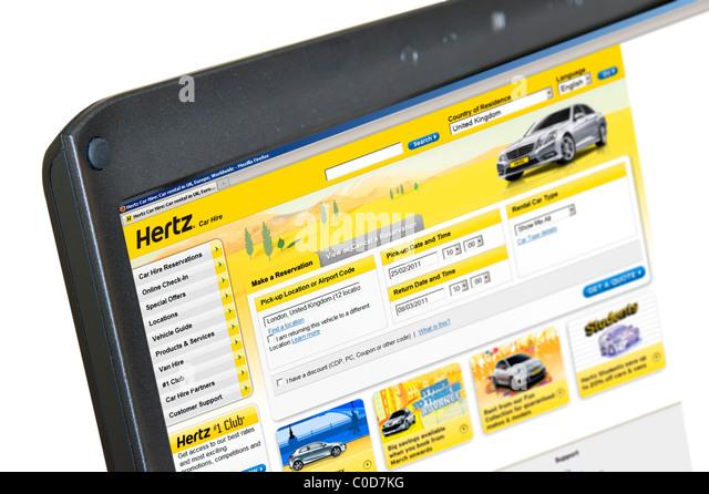 Hertz Car Hire Munich Airport