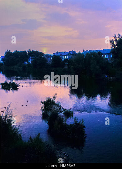 Champagne region river stock photos champagne region - Plateforme meuse champagne ardenne ...