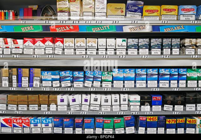 Silk Cut cigarettes strength