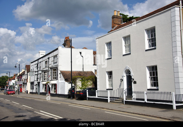 Ripley United Kingdom  city pictures gallery : Ripley High Street Stock Photos & Ripley High Street Stock Images ...