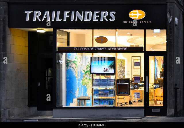 Travel Agents In Birmingham Town Centre