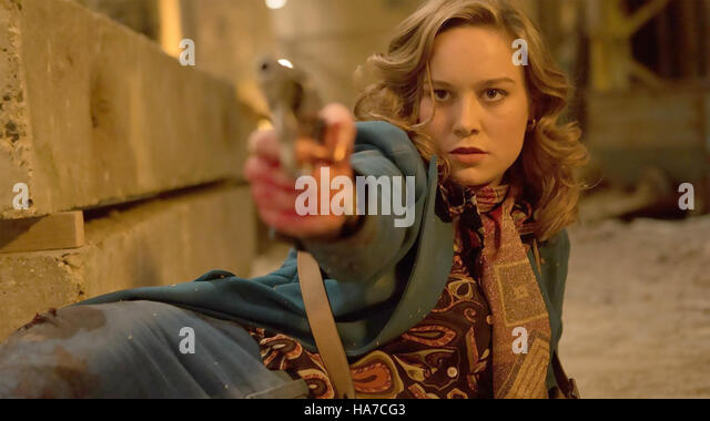 FREE FIRE 2016 Film4 production with Brie Larson - Stock-Bilder