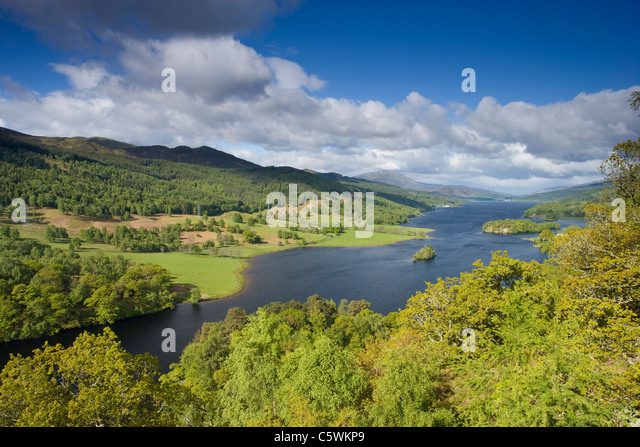 Firth, Scotland, Great Britain. - Stock-Bilder