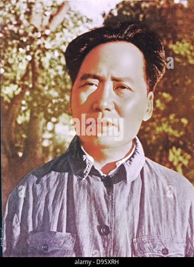 the political career of the chinese revolutionary leader mao zedong Mao zedong chinese revolutionary leader and founder of the people's republic of china while leading the chinese revolution, mao wrote extensively on the theoretical.