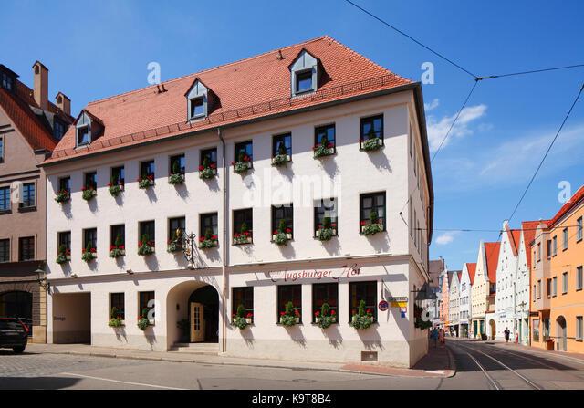 Hotel Augsburger Hof In Berlin
