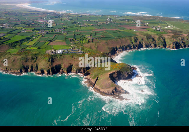 Islands jersey landscape landscapes coastal stock photos for Garden design jersey channel islands